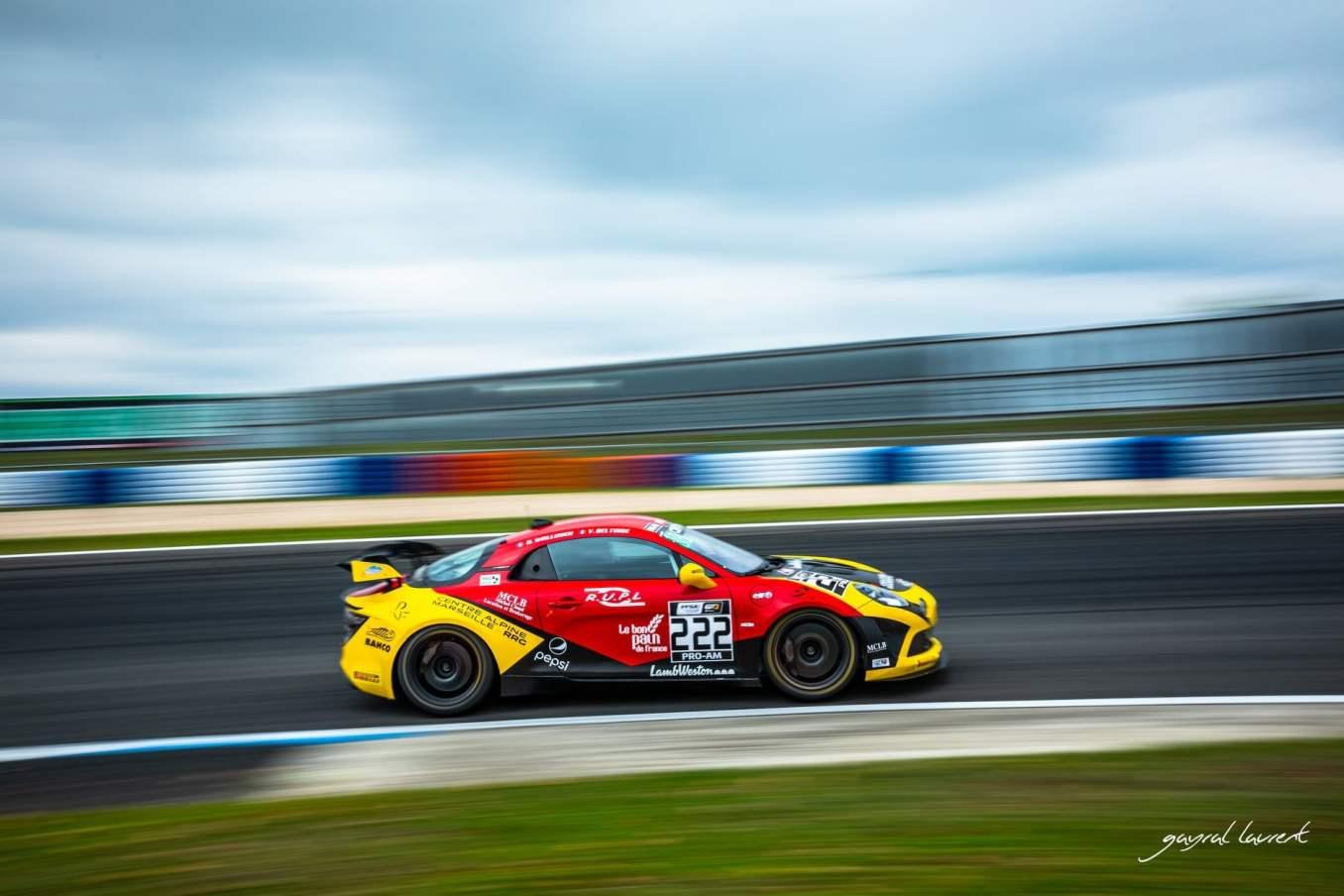 Alpine A110 GT4 FFSA GT 2020 Albi 31   Alpine A110 GT4 : le plein de points à Albi pour la 1ère course !