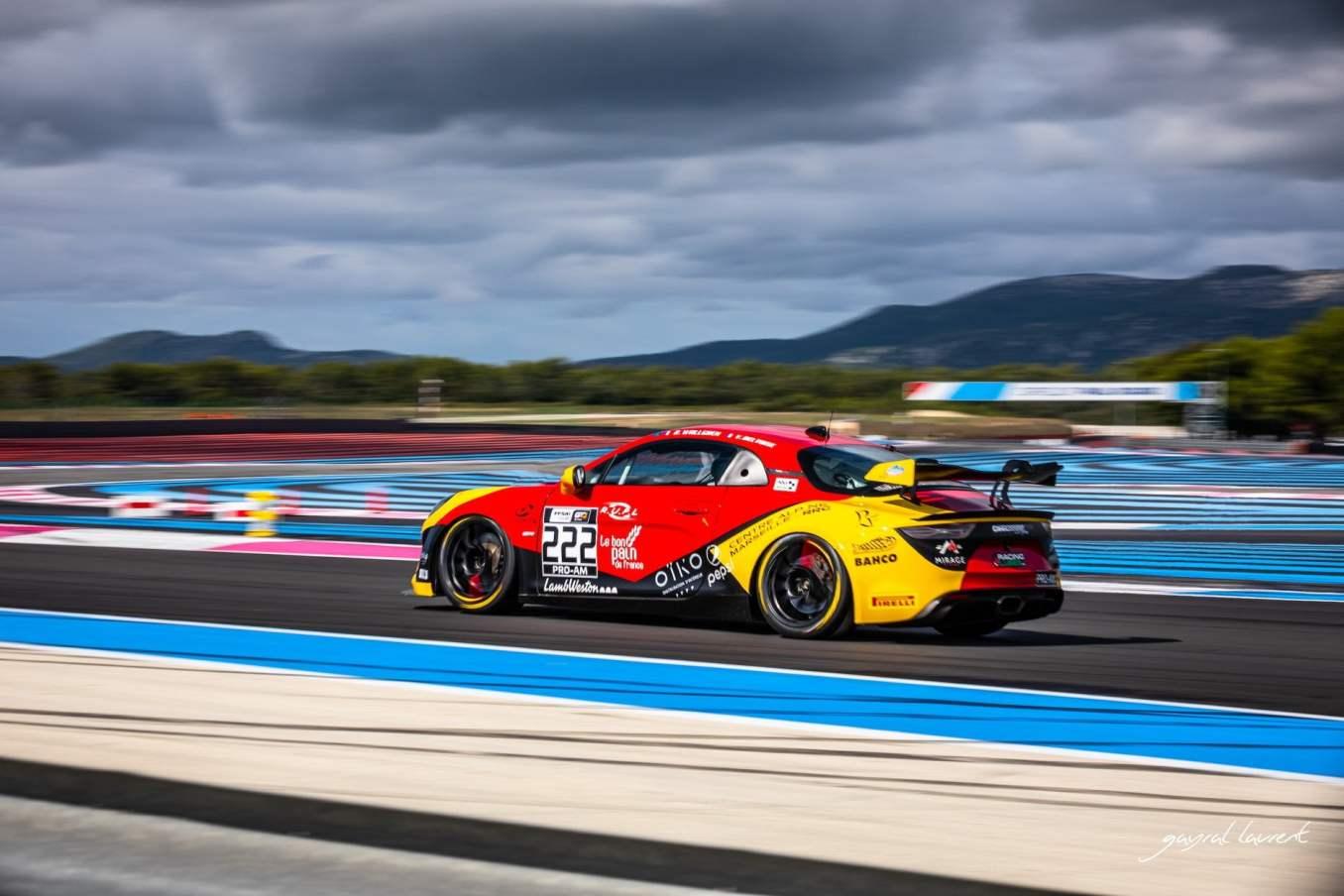 Alpine A110 GT4 FFSA GT Castellet Paul Ricard 2020 17 | Alpine A110 GT4 : Première victoire de Mirage Racing au Castellet en FFSA GT 2020