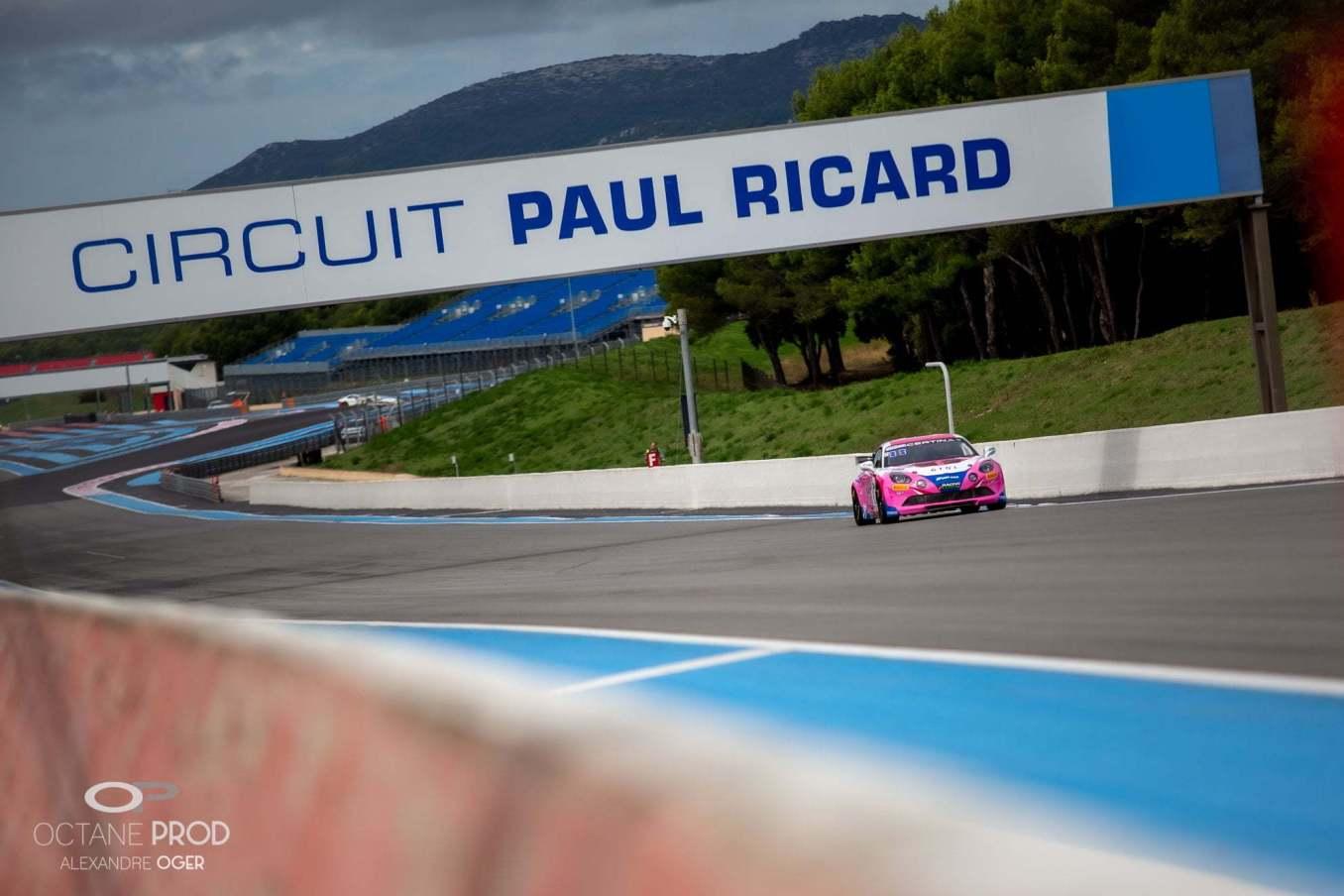 Alpine A110 GT4 FFSA GT Castellet Paul Ricard 2020 8 | Alpine A110 GT4 : Première victoire de Mirage Racing au Castellet en FFSA GT 2020