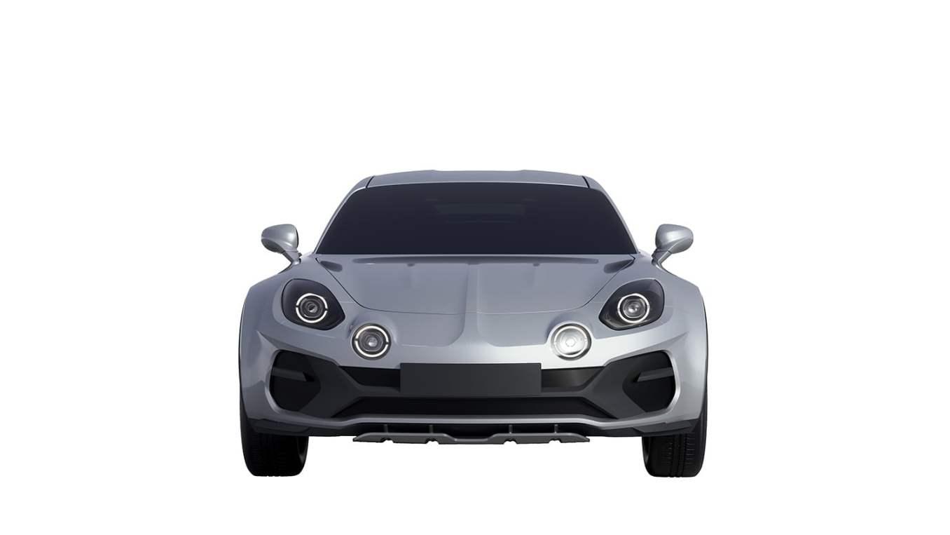 Alpine A110 Sports X WIPO Brevet design 2020 7   Alpine A110 Sports X : la marque dépose les brevets du design en 2020