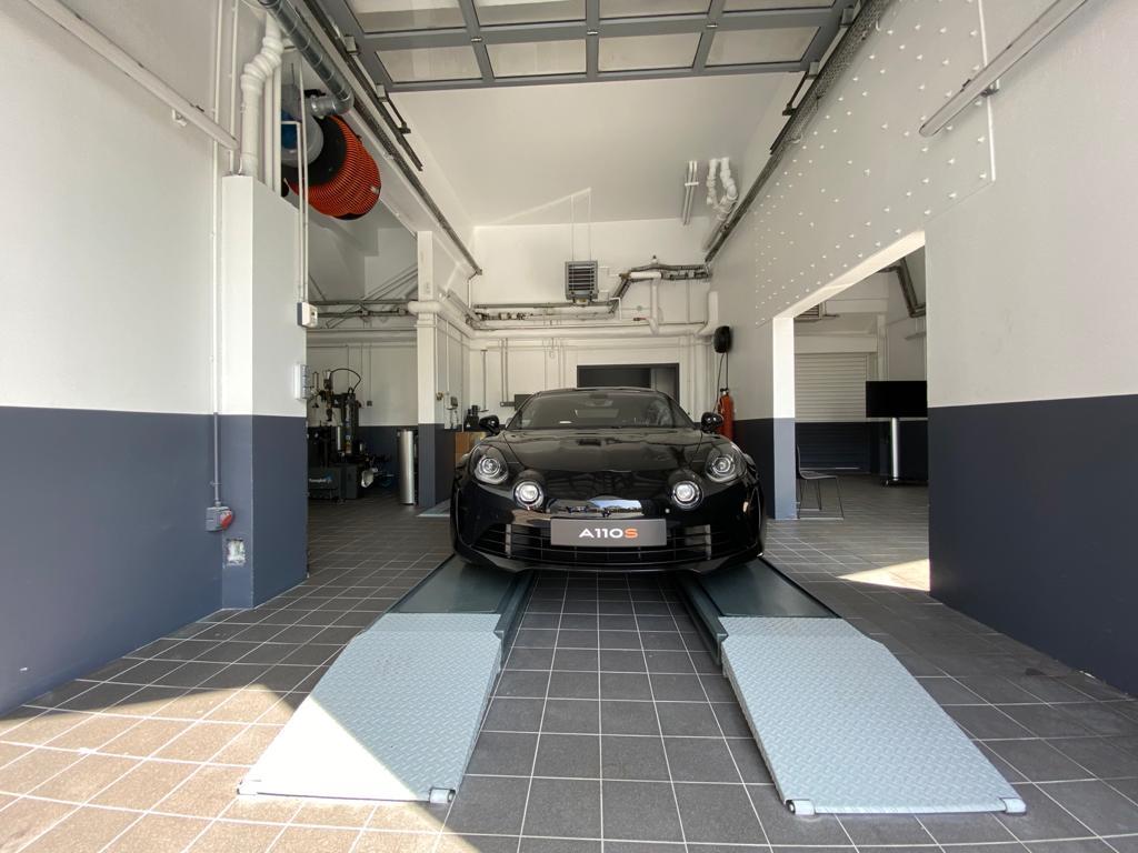 Alpine Service Boulogne Billancourt RRG Atelier Centre 5 | Alpine Service : RRG ouvre son premier Centre de Service Alpine en 2020