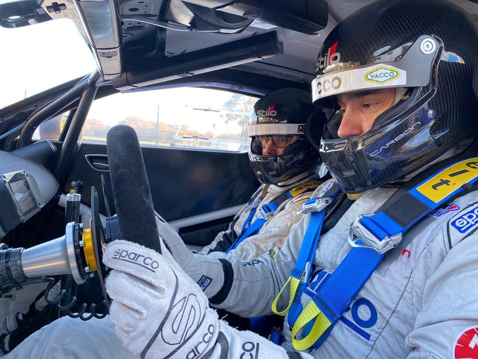Alpine A110 RGT Pierre Ragues WRC Monza 2020 2 | WRC : Pierre Ragues au volant de l'A110 RGT au Rallye de Monza 2020