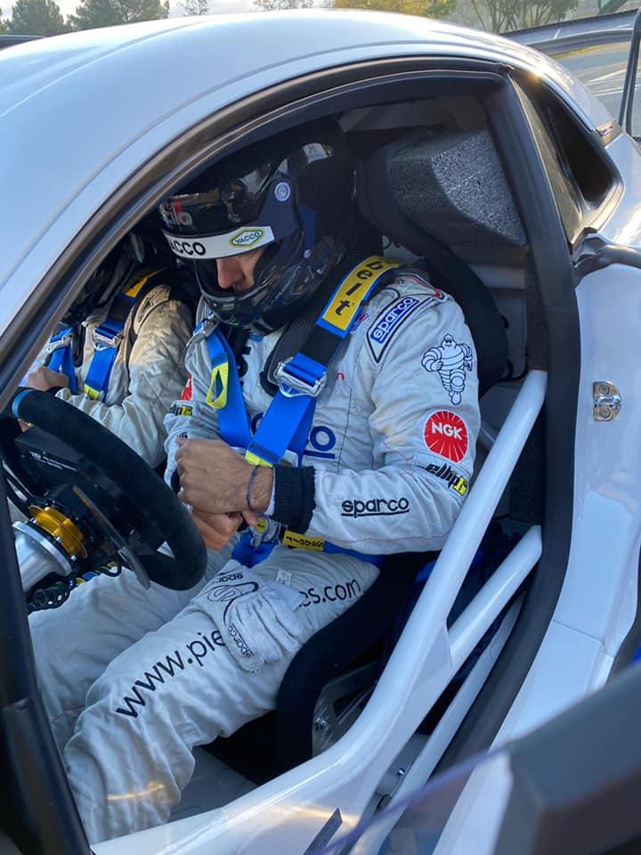 Alpine A110 RGT Pierre Ragues WRC Monza 2020 3 | WRC : Pierre Ragues au volant de l'A110 RGT au Rallye de Monza 2020