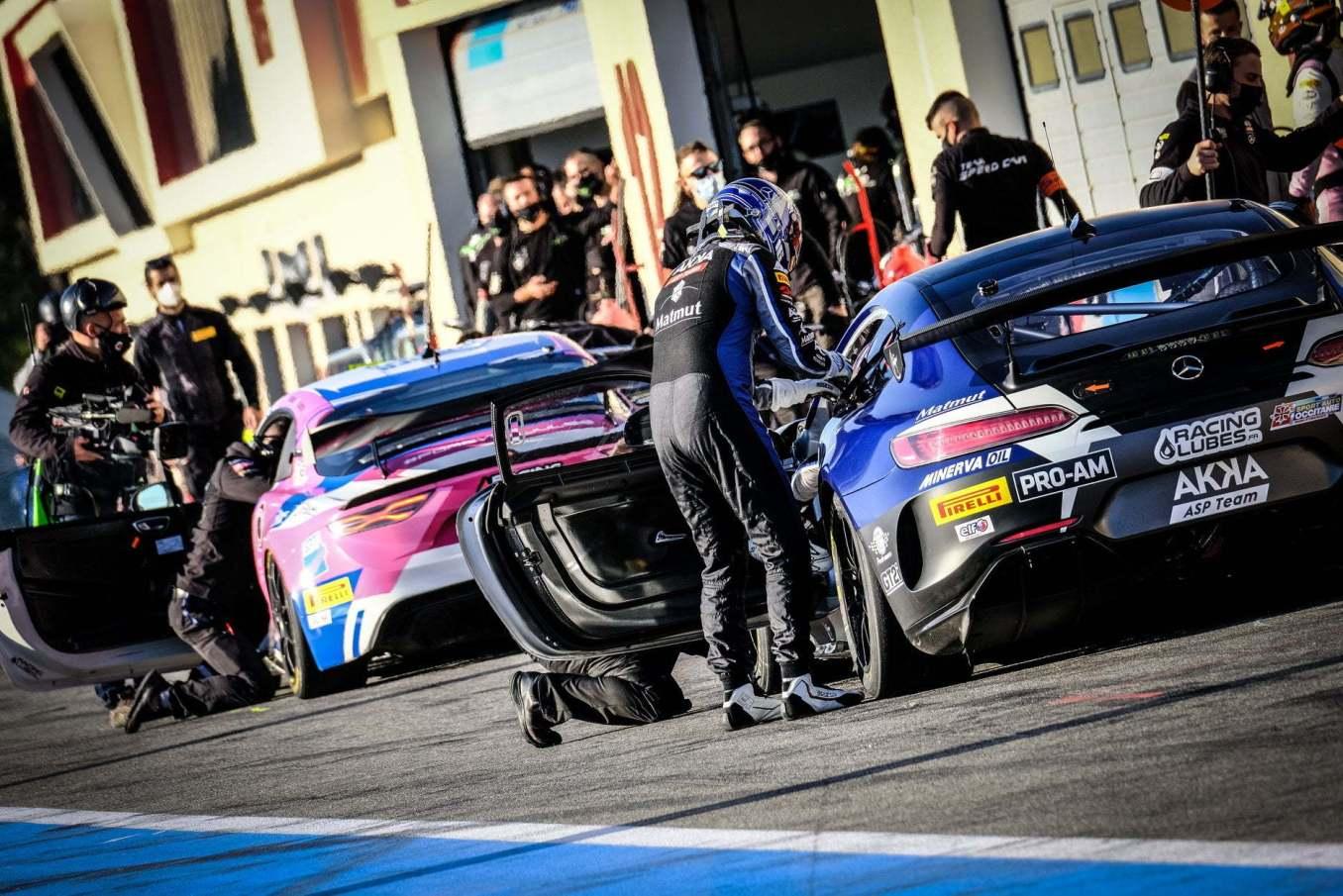 FFSA GT4 Alpine A110 CMR Prost Redele Castellet Paul Ricard 2020 10 | Alpine A110 GT4 : la grande finale au Castellet ⎜Course n°2