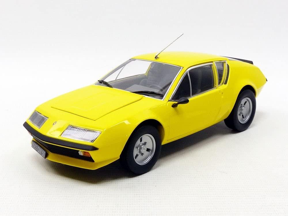 Norev 1977 Yellow Alpine Renault A310 V6 Phase 1 3   30 idées de cadeaux de Noël pour les passionnés d'Alpine