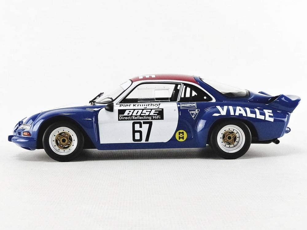 OTTO MOBILE ALPINE A110 GR.5 Rallye Cross 1977 1   30 idées de cadeaux de Noël pour les passionnés d'Alpine