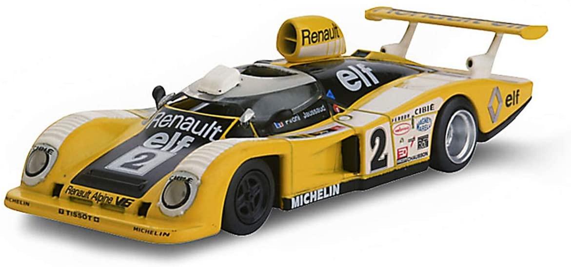 Renault Norev Alpine A442B Le Mans 1978 No2 Pironi Jaussaud Winner 143eme 1   30 idées de cadeaux de Noël pour les passionnés d'Alpine