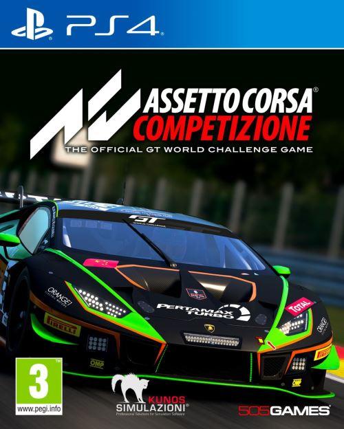 aetto Corsa Competizione Edition Standard PlayStation 4   30 idées de cadeaux de Noël pour les passionnés d'Alpine