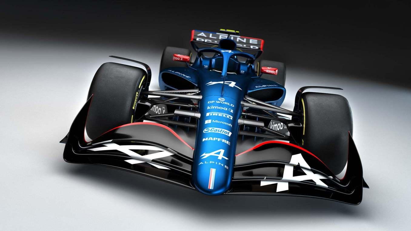 Alpine F1 2022