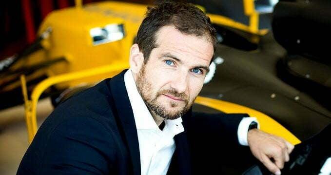 Tommaso Volpe infiniti   Alpine F1 Team : le partenaire Infiniti quitte la F1