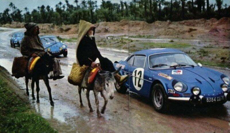 19672FC3 ACB9 4C2A A0C7 EEF89C19964E | Rallye Monte Carlo 1971 : Sa majesté Alpine.