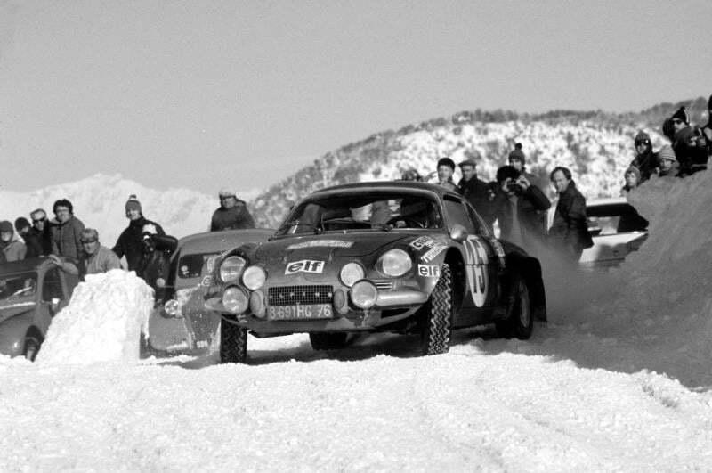 383B29BA 7094 4A66 BA36 E6BB7F6D4107 | Rallye Monte Carlo 1971 : Sa majesté Alpine.