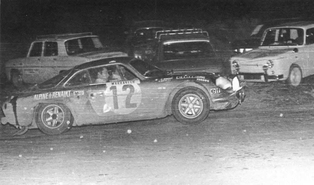 BA794582 4754 496B 8360 DFD572011AF1 | Rallye Monte Carlo 1971 : Sa majesté Alpine.
