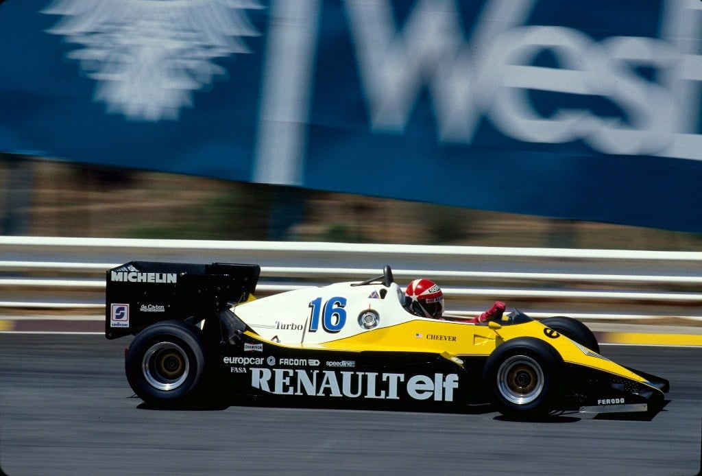 Renault RE40 F1
