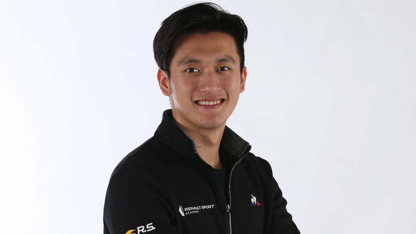 Alpine Academy Guanyu Zhou
