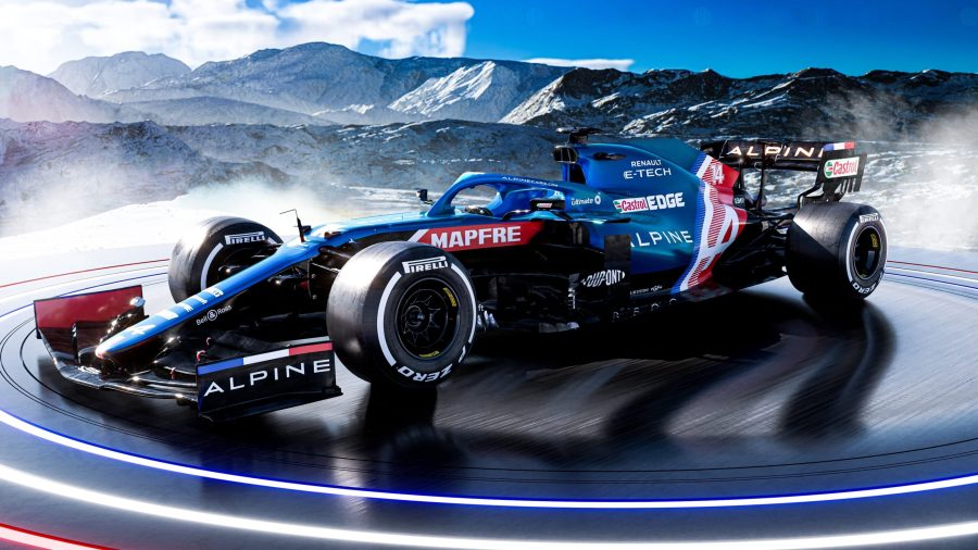 Alpine F1 Team / Alpine A521