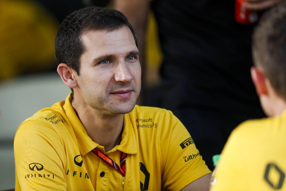 Alpine F1 Team Rémi Taffin