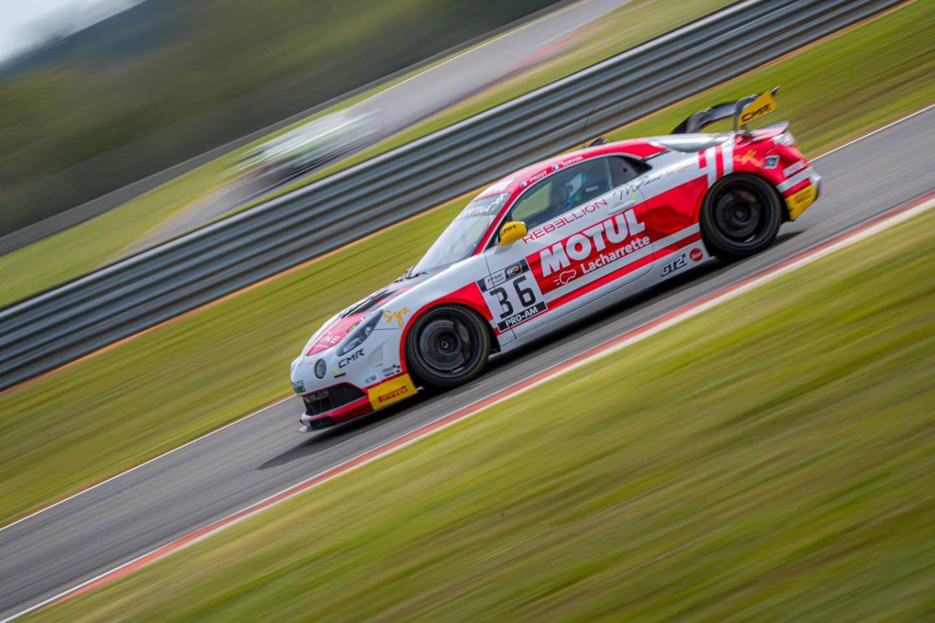 CMR Alpine A110 GT4 Prost Servol 1 | Alpine A110 GT4 : Victoire de Castelli et Wallgrenn pour les Coupes de Pâques à Nogaro