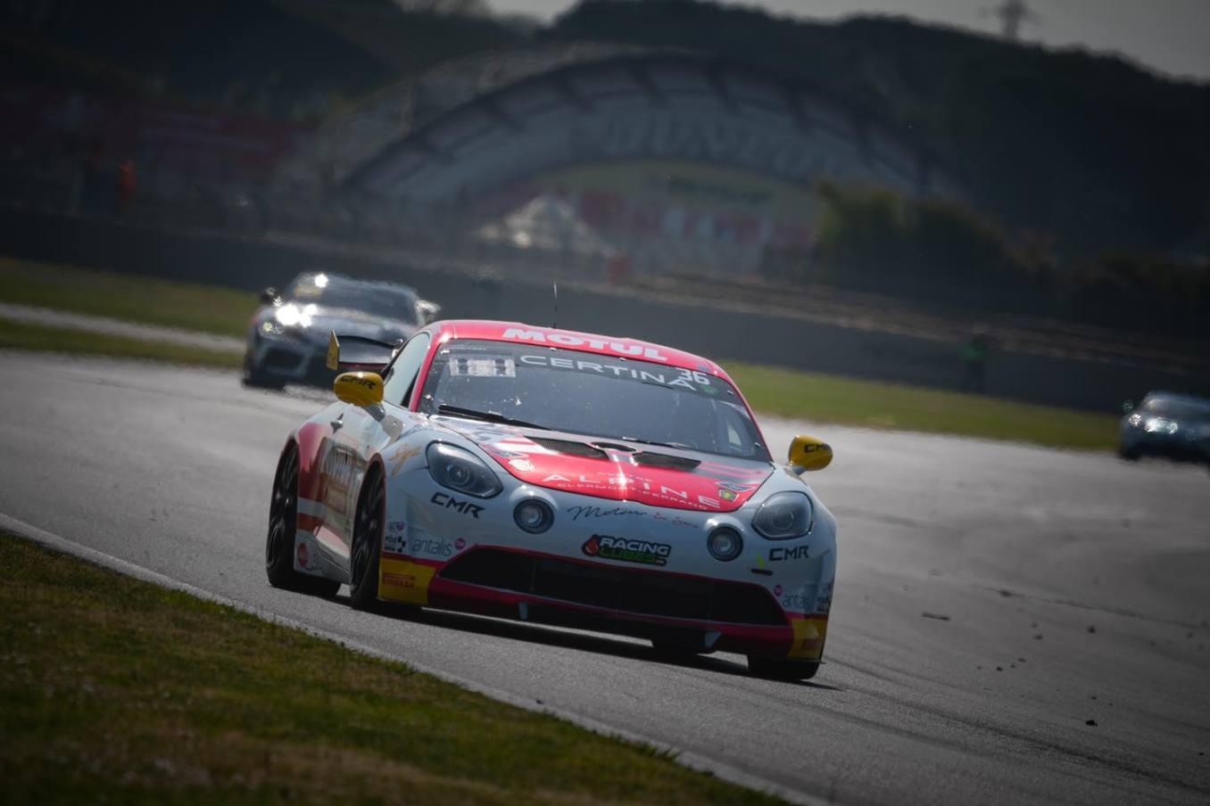 CMR Alpine A110 GT4 Prost Servol 4 | Alpine A110 GT4 : Victoire de Castelli et Wallgrenn pour les Coupes de Pâques à Nogaro