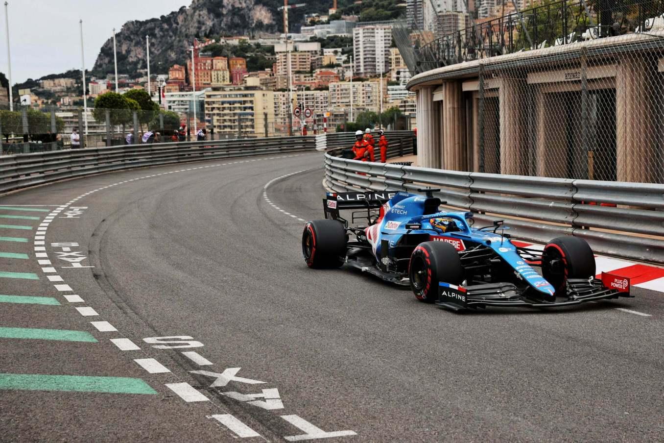 Alpine F1 Qualifications A521 Monaco Alonso Ocon 2021 1 scaled | Alpine F1 inscrit deux points au Grand Prix de Formule 1 de Monaco 2021