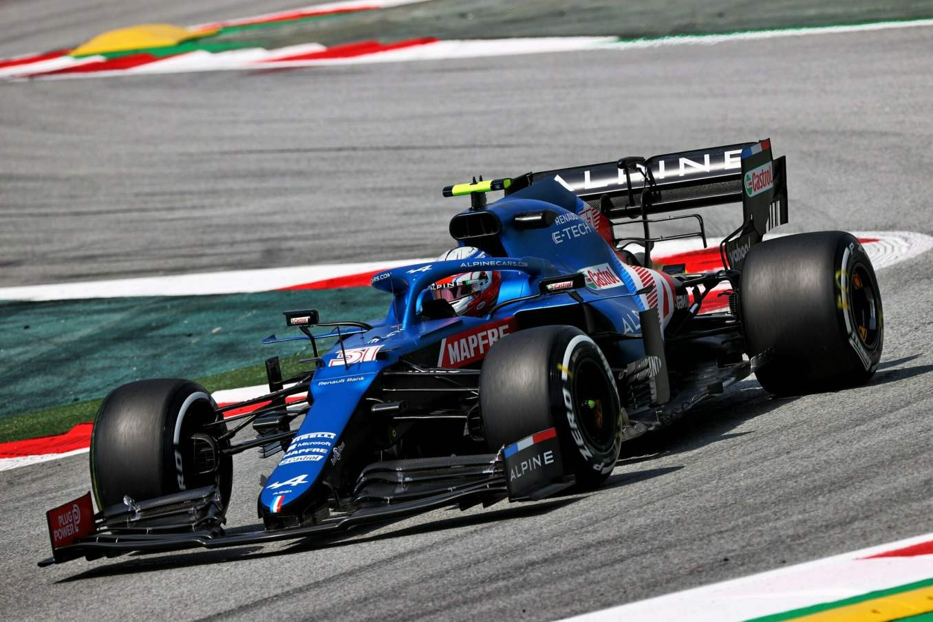 Alpine F1 Team A521 Alonso Ocon Grand Prix Espagne 2021 21 scaled | Alpine F1 Team : des essais libres 1 et 2 encourageants au GP d'Espagne