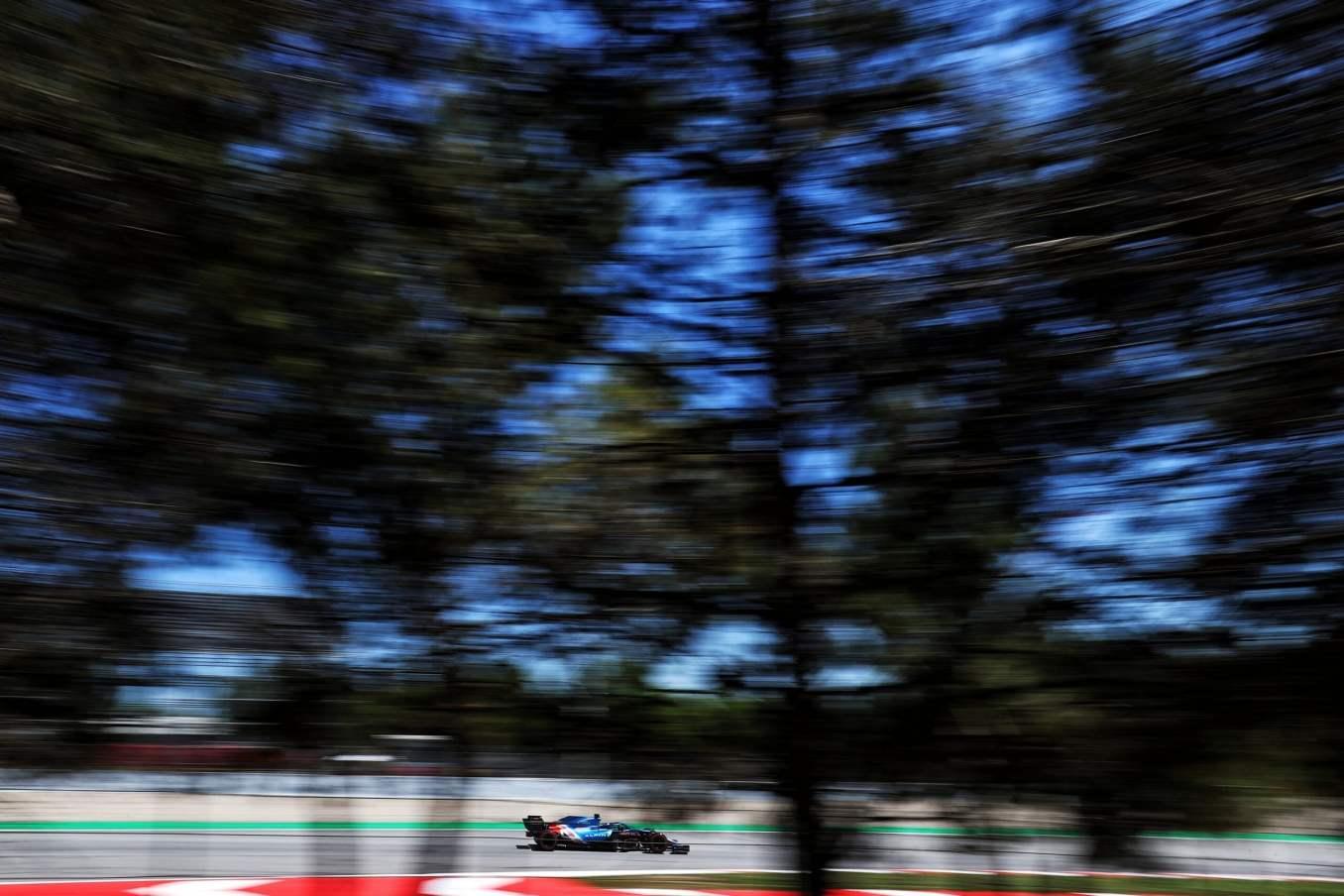 Alpine F1 Team A521 Alonso Ocon Grand Prix Espagne 2021 3 scaled | Alpine F1 Team : des essais libres 1 et 2 encourageants au GP d'Espagne
