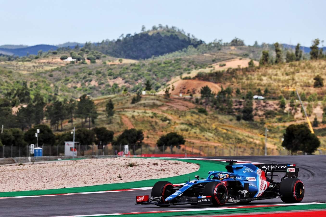 Alpine F1 Team GRAND PRIX HEINEKEN DU PORTUGAL Alonso Ocon 2021 A521 27 scaled   Alpine F1 Team proche du Top 5 aux qualifications du GP du Portugal !
