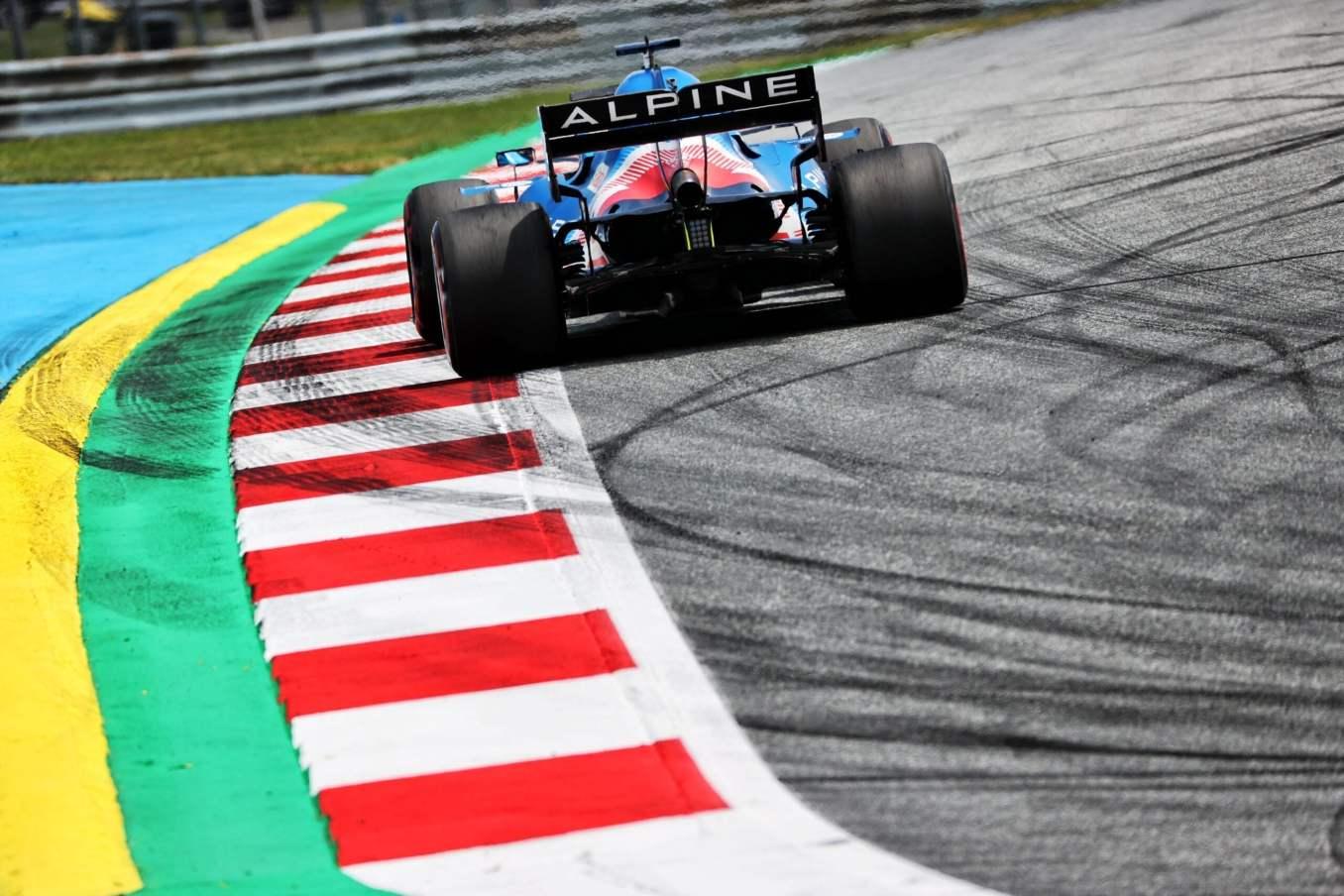 Alpine F1 Team Alonso Ocon Autriche Steiermark Grand Prix Spielberg A521 2021 22 scaled | Alpine F1 : Alonso réitère la Q3 et Ocon trébuche en Q1 à Spielberg