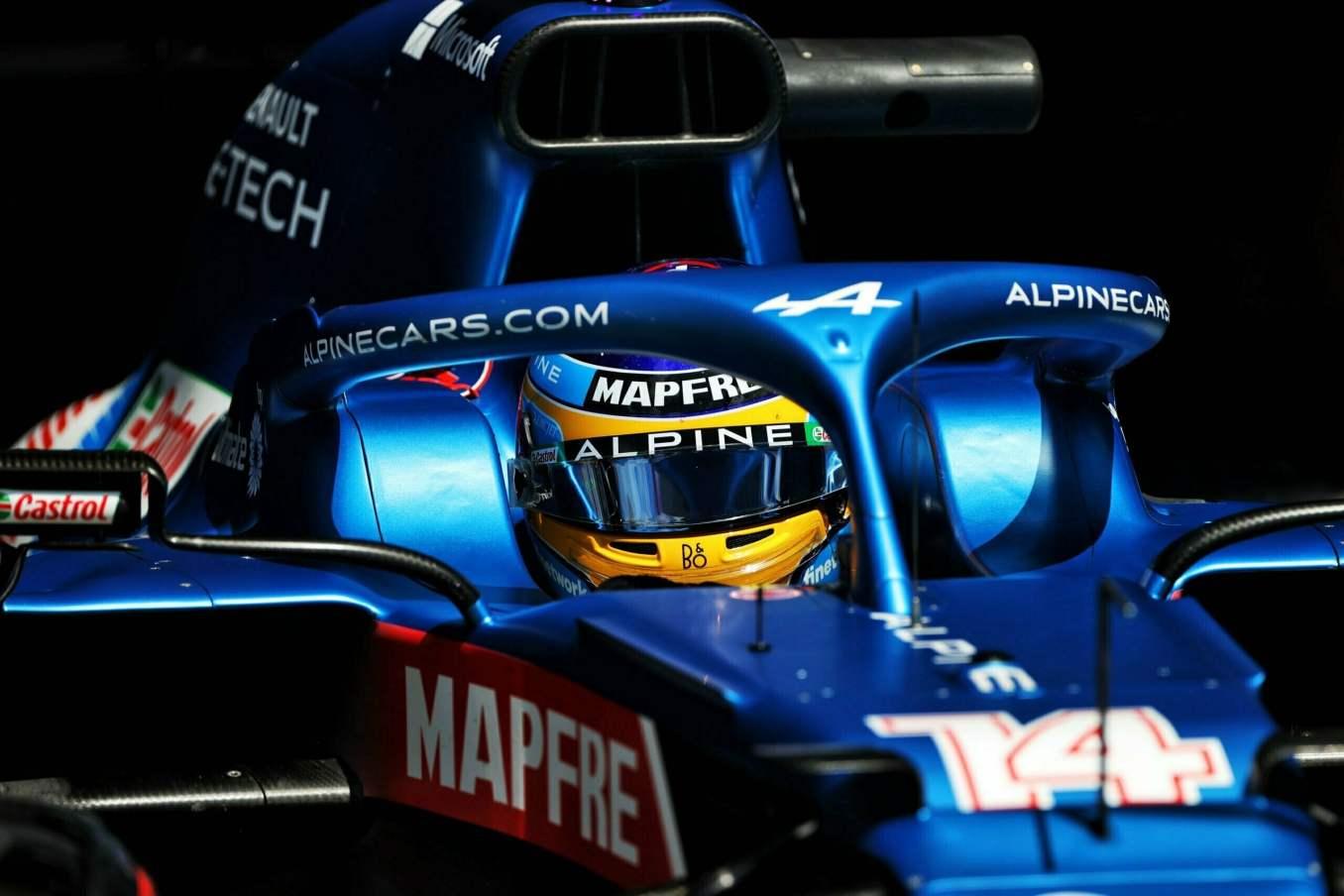 Alpine F1 Team Alonso Ocon Autriche Steiermark Grand Prix Spielberg A521 2021 24 scaled | Alpine F1 : Alonso réitère la Q3 et Ocon trébuche en Q1 à Spielberg