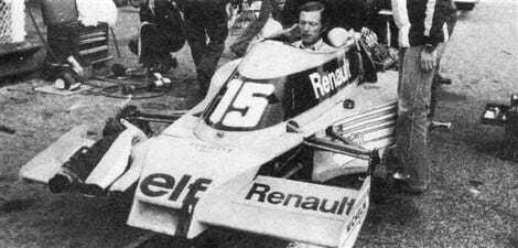 CA591B22 8B67 4B7E 935E 3209B28BD1C3 | Jean Pierre Jaussaud Vainqueur Des 24 Heures du Mans avec Alpine nous a quitté.