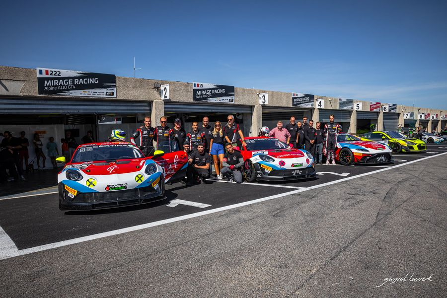 FFSA GT4 Alpine A110 Prost Redele Servol Ledenon 2021 30 | FFSA GT : Victoire en Pro-Am de Servol et Prost en Alpine A110 GT4