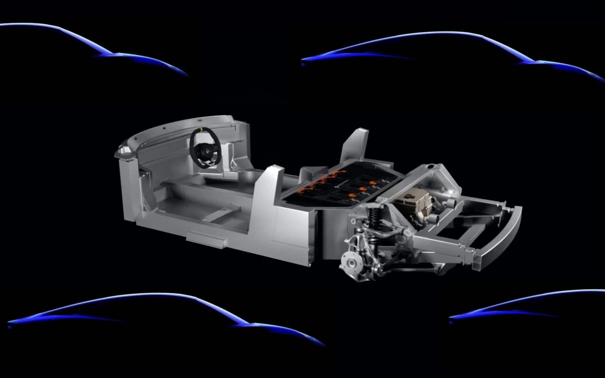 Type 135, Est ce bien la plateforme de la future Alpine A110 EV ?