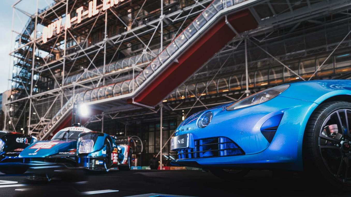 Alpine sengagera aux 24h du Mans 2024 en LMDH avec un chassis Oreca et un moteur Alpine 5 | Alpine s'engagera aux 24h du Mans 2024 en LMDh avec un châssis Oreca et un moteur Alpine 🇫🇷
