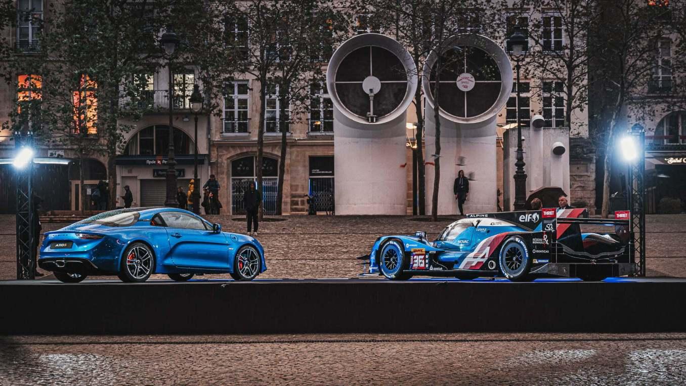 Alpine sengagera aux 24h du Mans 2024 en LMDH avec un chassis Oreca et un moteur Alpine 6 | Alpine s'engagera aux 24h du Mans 2024 en LMDh avec un châssis Oreca et un moteur Alpine 🇫🇷
