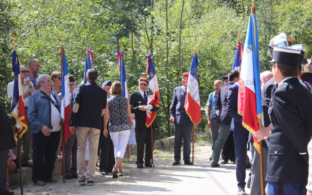 Inauguration Esplanade de la Liberté