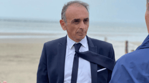 zemmour candidat