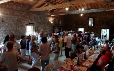 Sortie été 2015 : Auberge du Pitaval