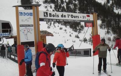 Sortie Les Arcs du 18/03/2019