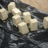 Fabrication de savon