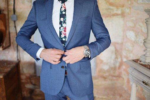 Cravate du marié