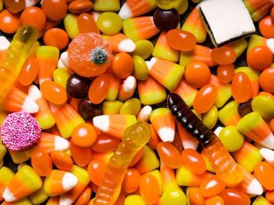 4 idées de jeux avec des bonbons!