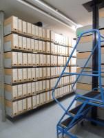 Fonds privés des Archives de Rennes, magasin 5. Cliché Macula Nigra, 9 mai 2016.