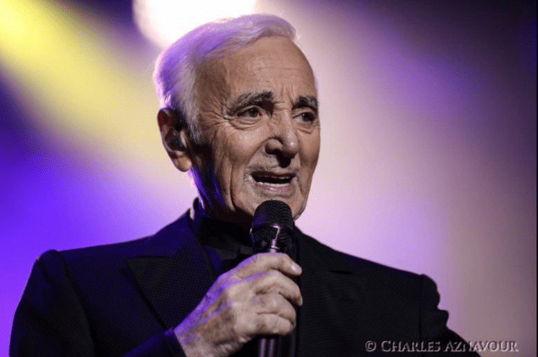 Photo Copyright Charles Aznavour