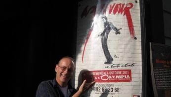 Roger Bourassa à l'Olympia