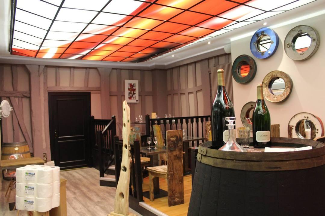 Les associés en décoration, décorateurs d'intérieur à Rouen, en Seine-Maritime et dans l'Eure