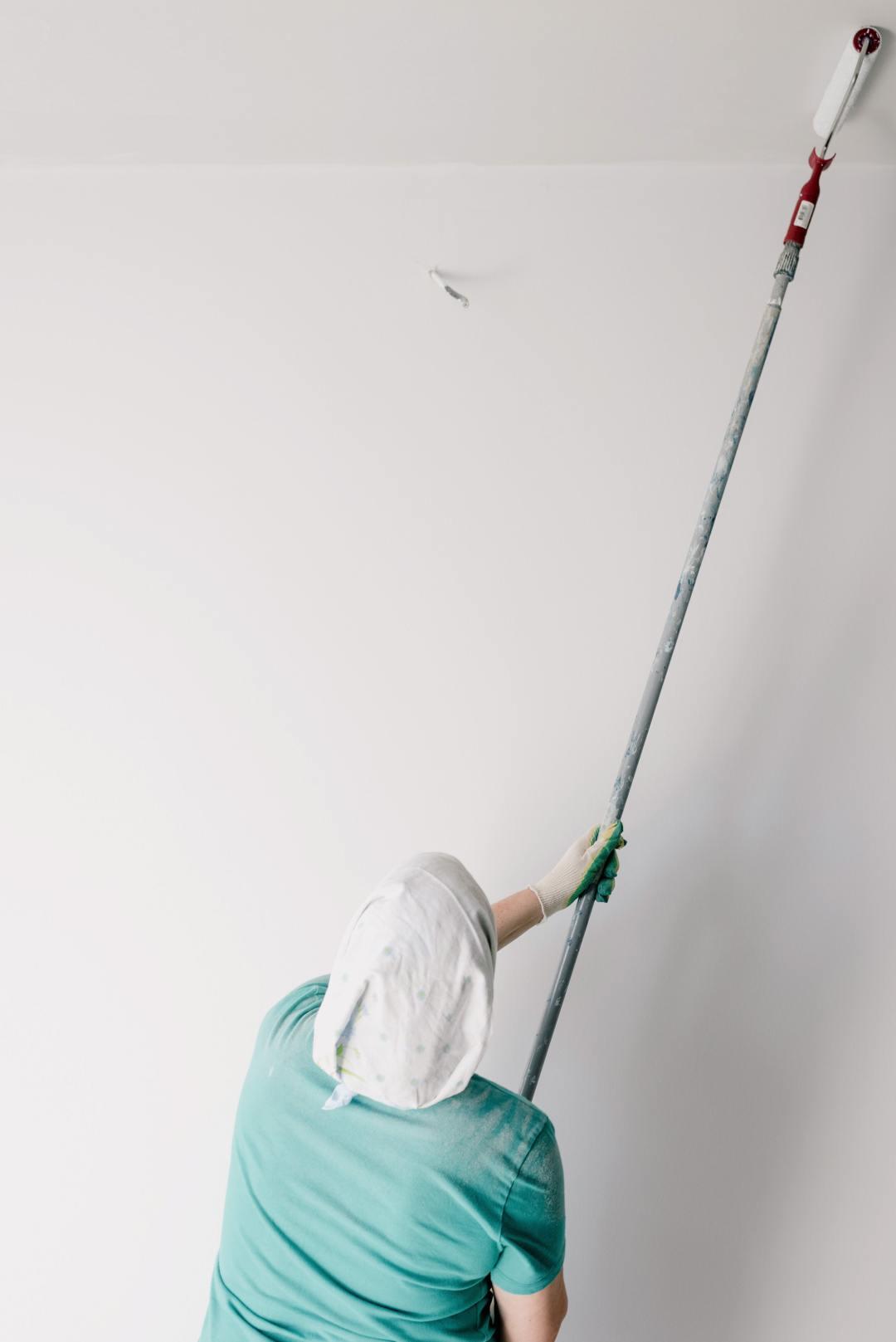 Revêtement plafond en peinture à Rouen, en Seine-Maritime ou dans l'Eure