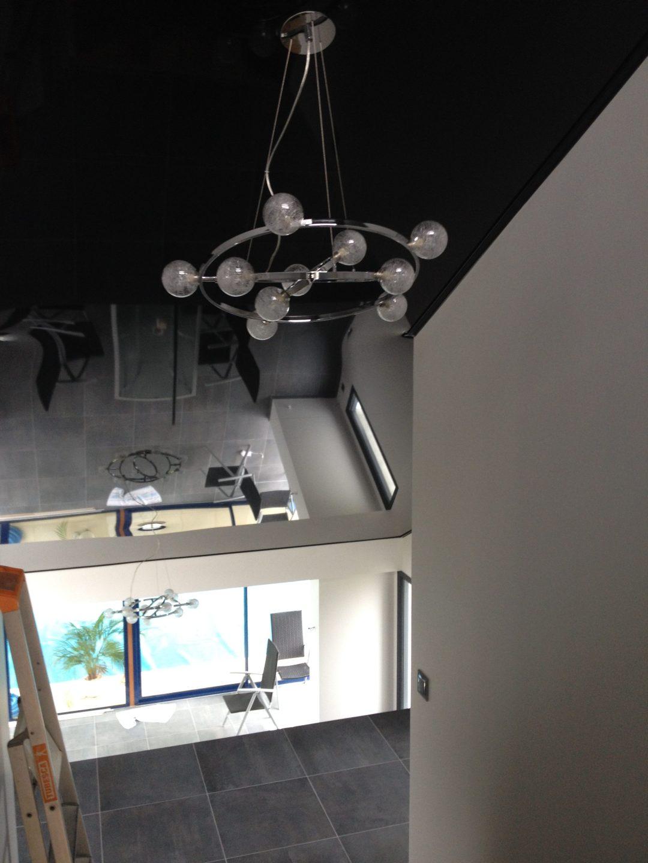 entreprise plafond tendu pvc rouen
