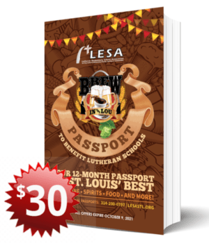 LESA Introduces Brew In The Lou Passport to Support Lutheran Schools