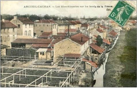 blanchisserie cammile Desmoulins