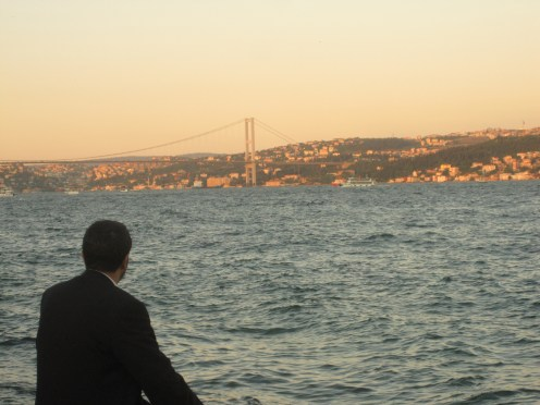 Istanbul, city by the sea